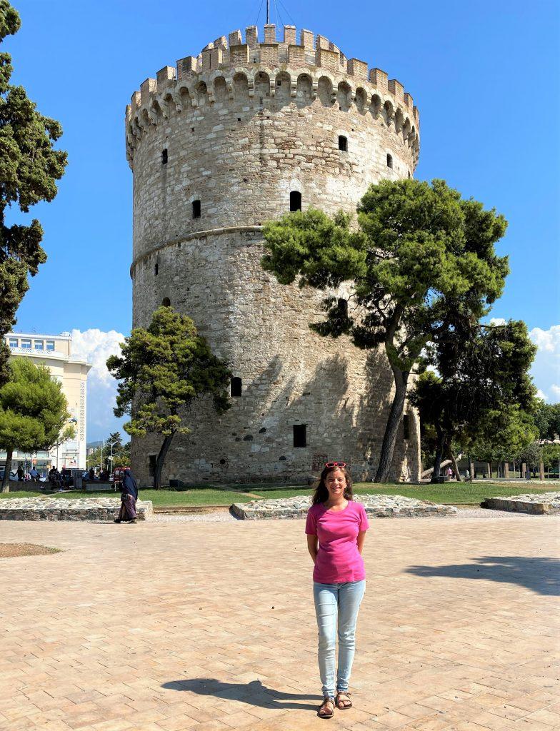 La Torre Bianca Salonicco