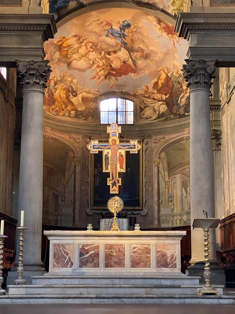 Chiesa Badia Fiorentina Firenze