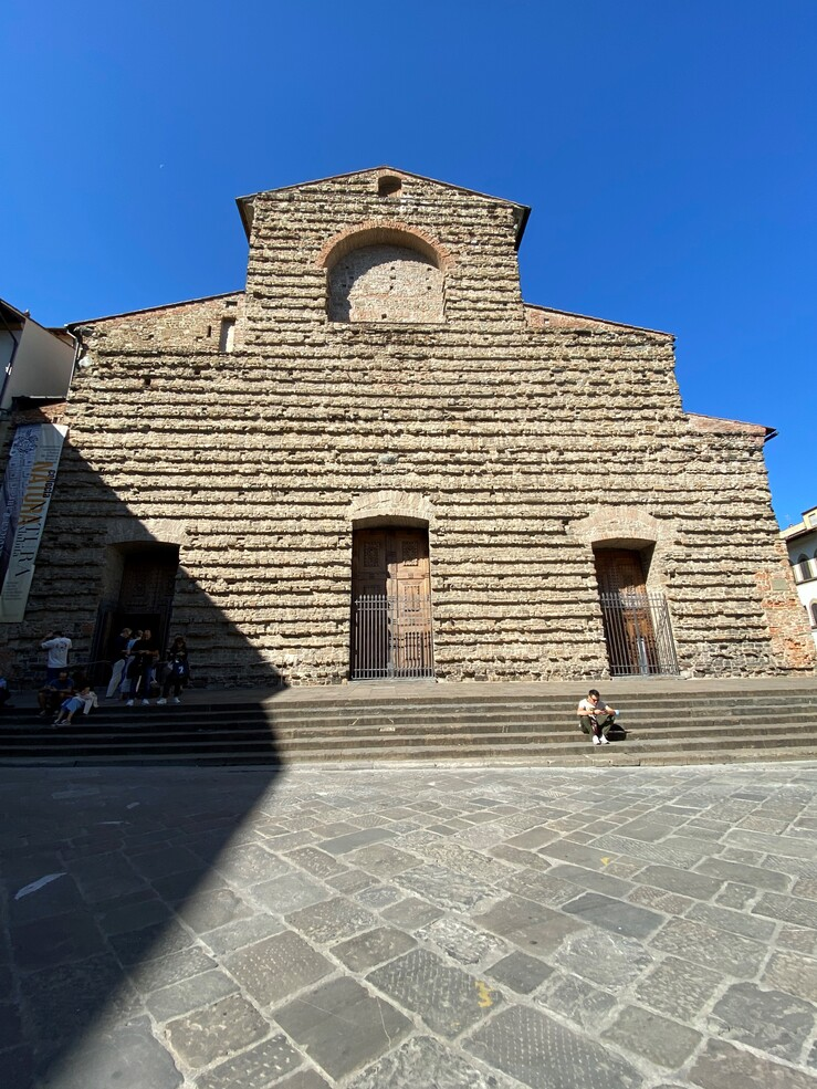 Chiesa San Lorenzo Firenze