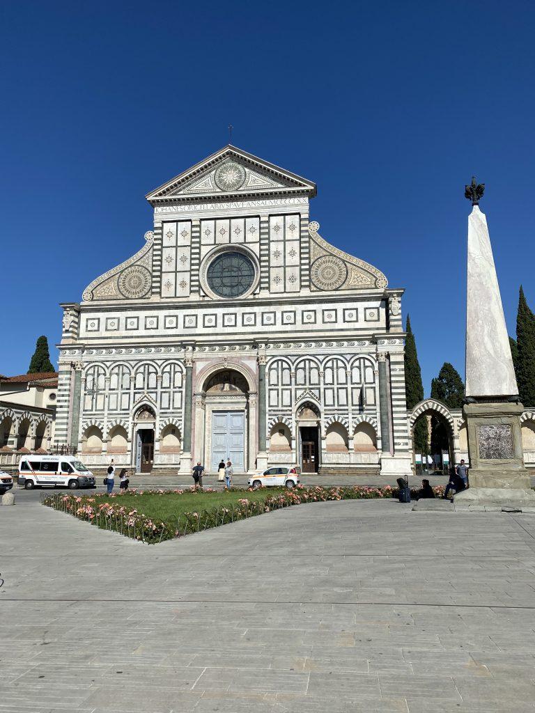 Chiesa Santa Maria Novella Firenze