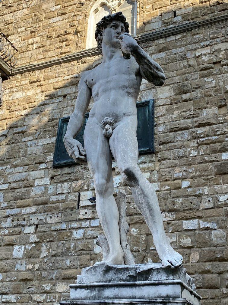 David Michelangelo Firenze