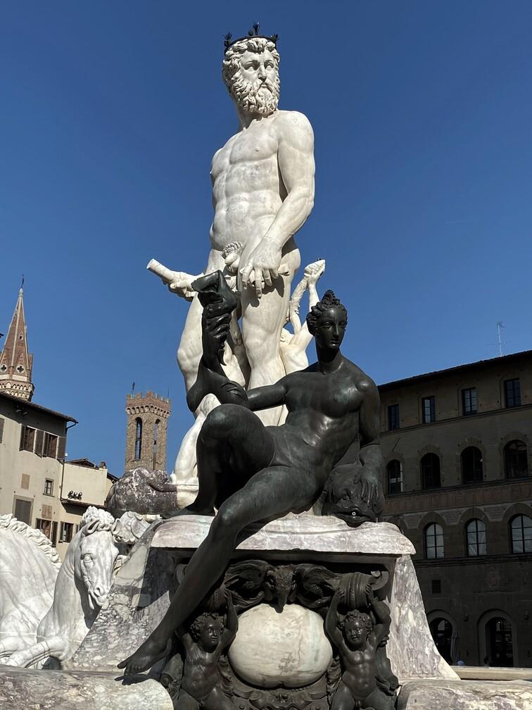 Fontana del Tritone Firenze